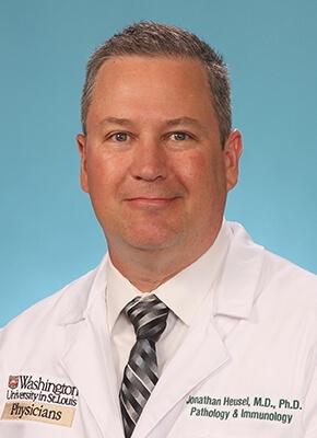 Jonathan Heusel M.D., Ph.D.
