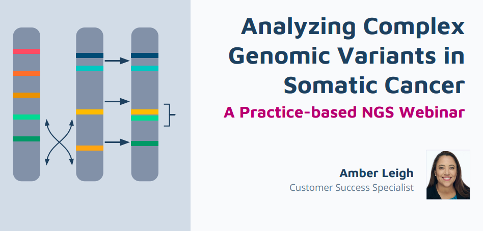 Analyzing Complex Genomic Variants in Somatic Cancer