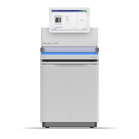 NovaSeq -- Courtesy of Illumina
