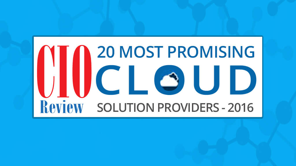 PierianDx Named to CIOReview's 20 Most Promising Cloud Solution Providers 2016