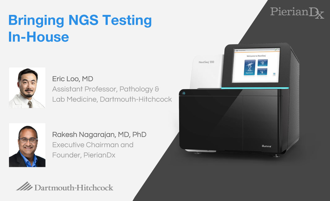 Bringing Next Generation Sequencing Testing In-House